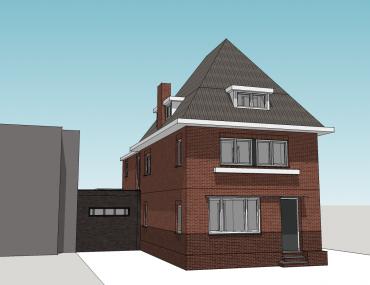 Verbouwing woonhuis Venlo